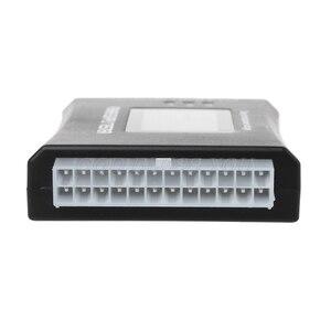 Image 2 - ใหม่ LCD PC คอมพิวเตอร์ 20/24 PIN 4 PSU ATX BTX ITX SATA HDD เครื่องทดสอบแหล่งจ่ายไฟ Drop Shipping