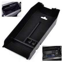 Console central bandeja de armazenamento caixa organizador e almofada de borracha ajuste perfeito para mercedes w212