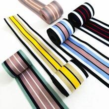 (1 metro/lote) fita de cetim artesanal 40mm, tira para diy, chapéu, sapatos, roupas de costura, laço, acessórios de costura