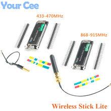 ESP32 SX1276 LoRa LoRAWAN WIFI Bluetooth Placa de Desenvolvimento Placa de Desenvolvimento 433-470MHz 868-915MHz para Arduino com Antena