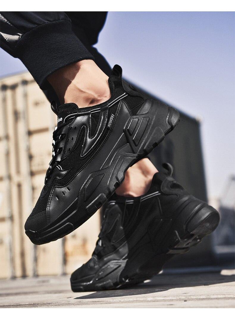 Ha9e1c2bd46204073b92411a69363d7a5B Men's Casual Shoes Winter Sneakers Men Masculino Adulto Autumn Breathable Fashion Snerkers Men Trend Zapatillas Hombre Flat New