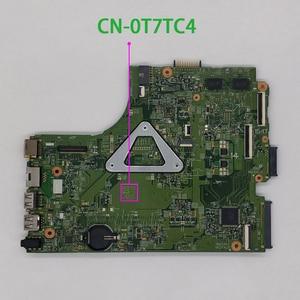 Image 2 - Dell Inspiron 15 3543 3443 T7TC4 0T7TC4 CN 0T7TC4 i5 5200U 13269 1 FX3MC REV:A00 노트북 마더 보드 메인 보드 테스트
