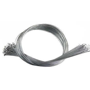 MTB Cycling Bicycle Bike Brake Cable Line Inner Wire Brake Line Core 150cm Bicycle Accessories image