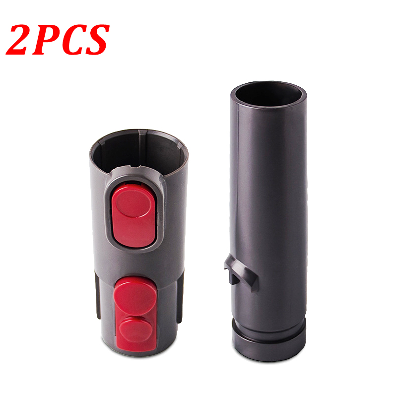 2PCS/Lot Vacuum Cleaner Adapter Converter Kit For Dyson V8 V6 V7 V10 SV10 SV11 Cordless Vacuum Cleaner Spare Parts Accessories