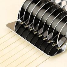 Новинка, бытовая машина для резки лапши из нержавеющей стали, ручная машина для резки макаронных изделий, многофункциональная машина для резки чеснока и имбиря