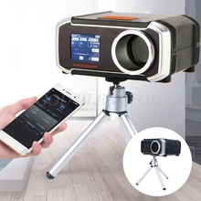 LCD Screen Shooting Chronograph Tester Shooting Screen Velometer Air Gun BB Paintball Gun Speed Tester Speed APP Bluetooth