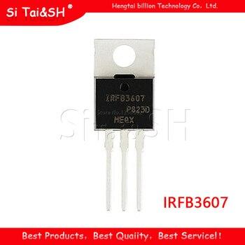 10PCS IRFB3607 TO220 IRFB3607PBF ZU-220 neue und original IC