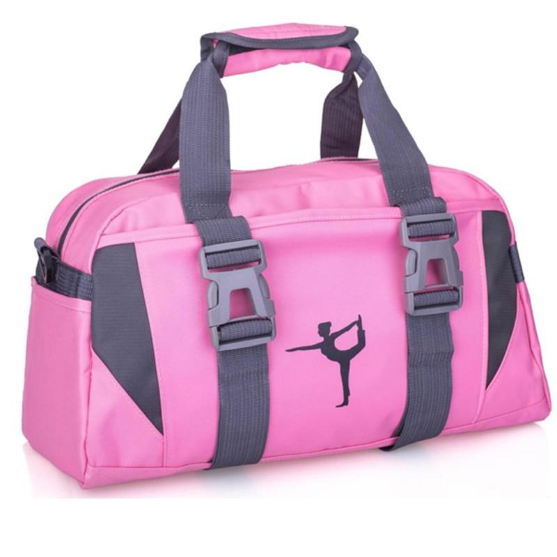 Personalised Gymnastics Bag Kids Dance Bag Shoulder Bag Leotard crash mat beam