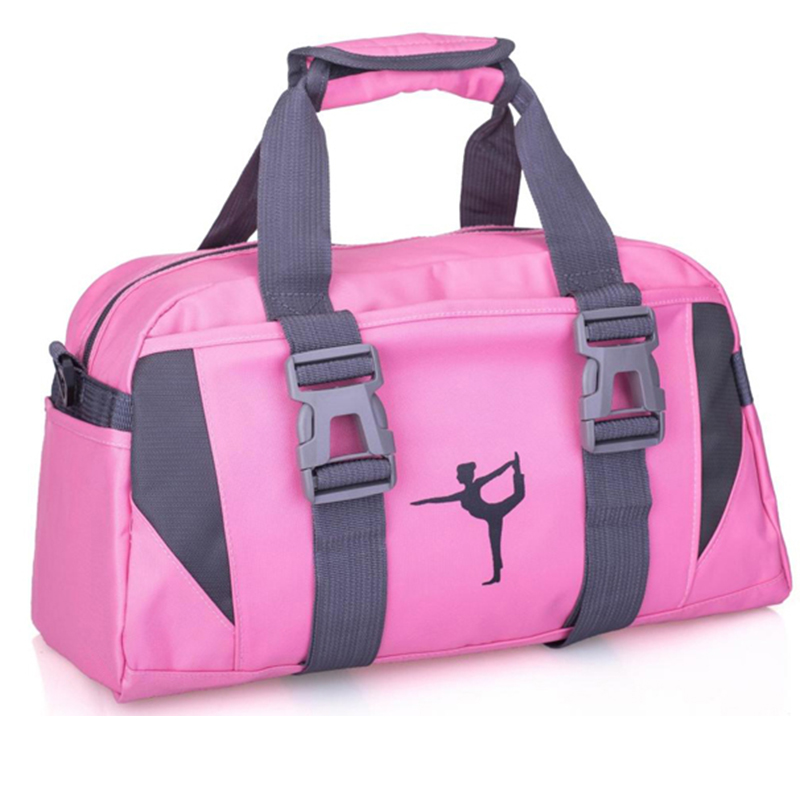 Adult Ballet Gymnastic Sports Yoga Dance Bag For Girls Handbag Crossbody Cavans Large Capacity Bag Child Ballet Dance Bag Women
