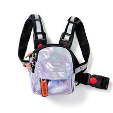 Милый рюкзак icicecream для домашних питомцев с ремнем собак