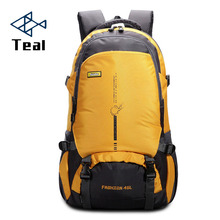 Men Backpack Outdoor Camping Climbing Bag Waterproof Mountaineering Hiking Backpacks Sport Rucksack