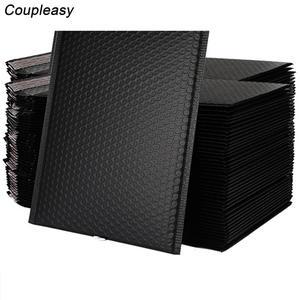 Padded Courier-Bag Mailer-Envelopes Mailing-Bag Self-Sealing Bubble Black Waterproof