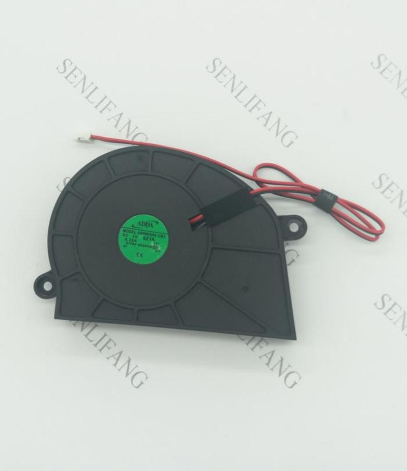For AB0905HX-CB1 DC 5V 0.28A 2-Pin Cooler Cooling Blower Fan