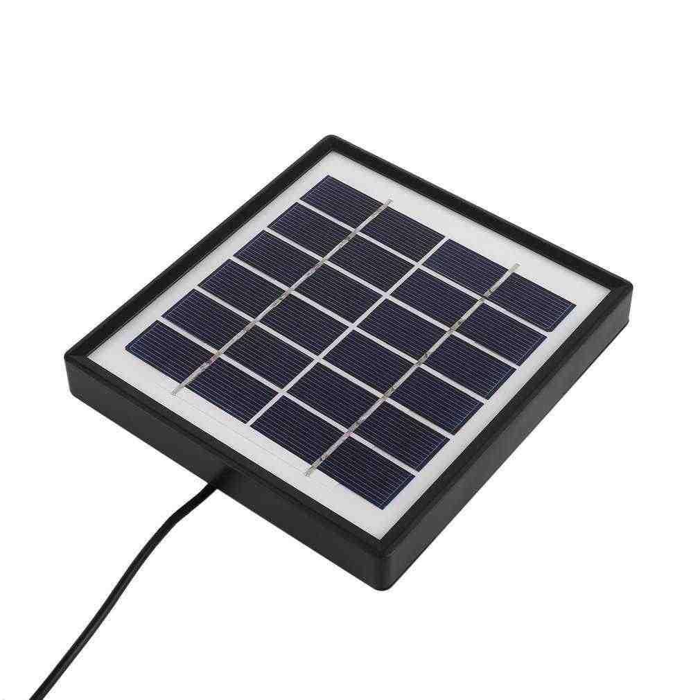 2020 تعمل بالطاقة الشمسية تيار مستمر شحن الأكسجين مضخة هواء الصيد مضخة أكسجين المياه بركة مهوية مع 1 الهواء حجر حوض السمك Airpump