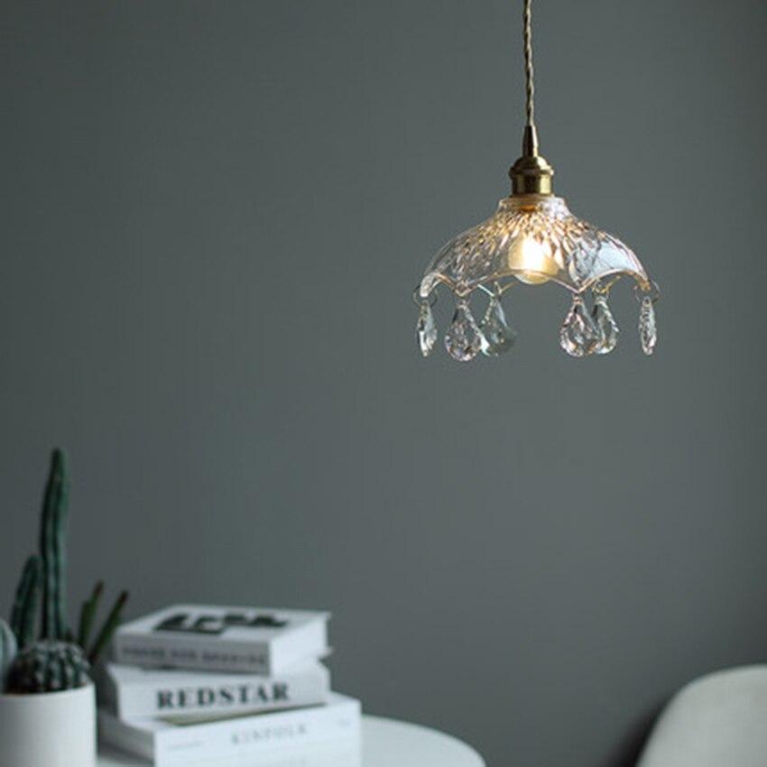 Nordic Designer Umbrella Decor LED Pendant Lights Lighting Loft Restaurant Living Room Bedroom Entrance Hanging Light Fixtures