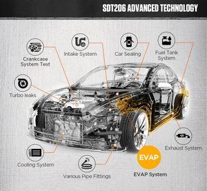 Image 2 - AUTOOL SDT202 SDT206 Car Automotive Smoke Machine Pipe Smog Generator Leak Detect Leakage Detector Diagnostic 12V Auto Repair