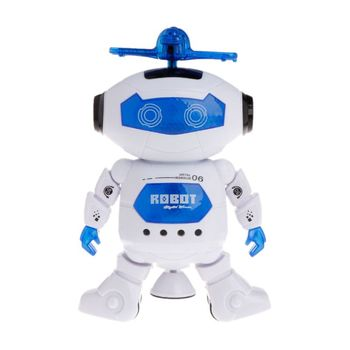 Electronic Walking Dancing Robot Toys With Music Lightening For Kids  E65D electronic toys sound light walking robot dog robot toy educational toys for children musical lol electronic pet dog