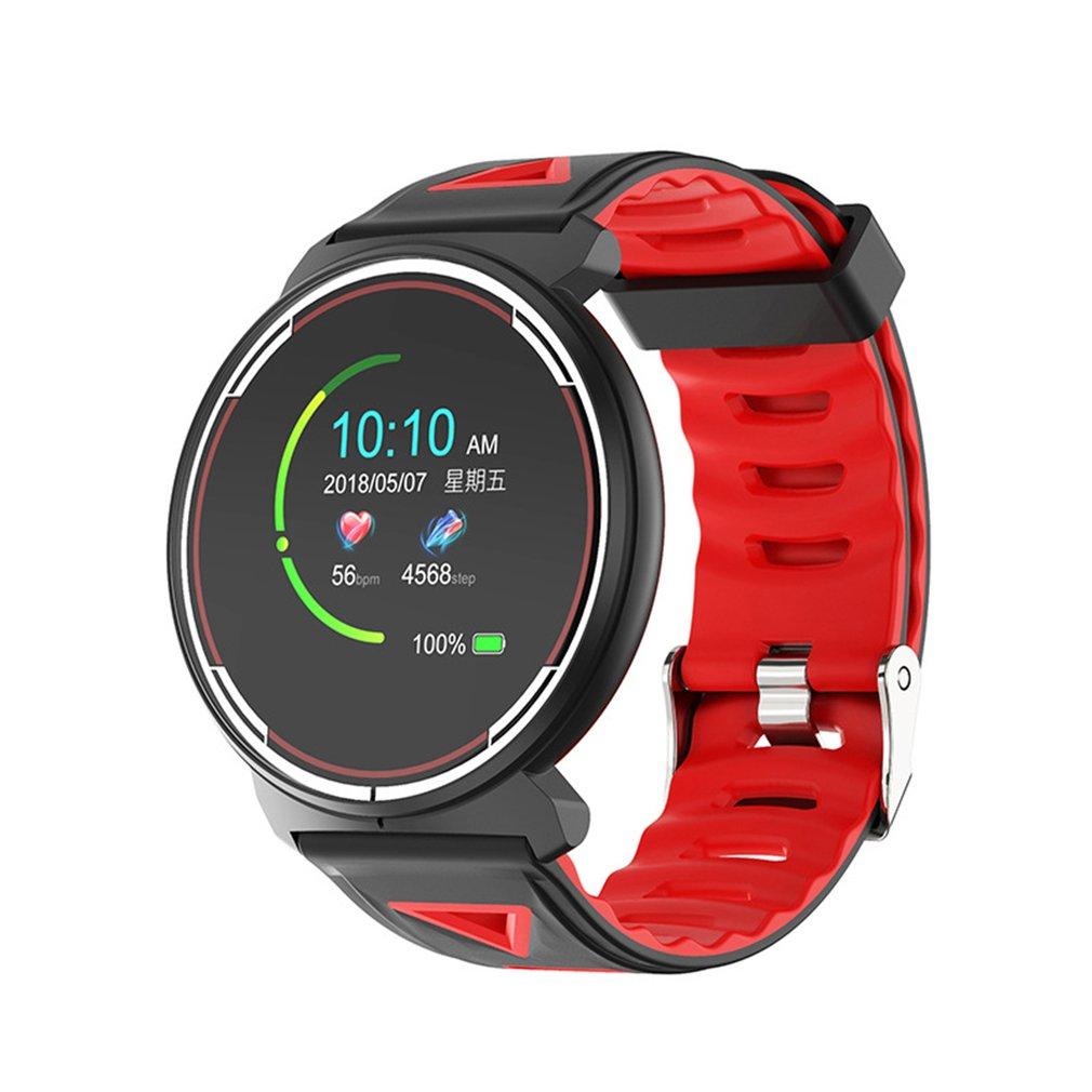 Special Offer for  ST1 smart bracelet pedometer monitoring heart rate bracelet sports waterproof bracelet portable pra