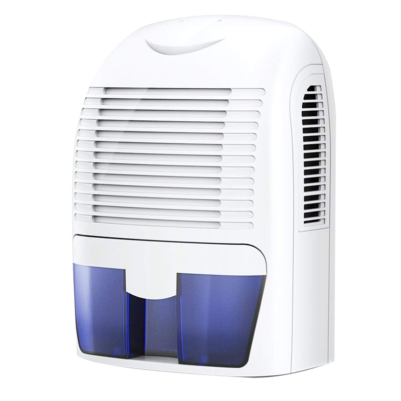 1500Ml Dehumidifier, 2200 Cubic Feet, Compact and Portable for Damp Air, Mold, Moisture in Home, Kitchen, Bedroom, Basement, Car