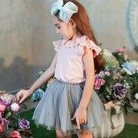 Baby Girl Clothes Christmas Pink Tutu Skirt Kids Princess Skirt Pettiskirt Birthday Party Kawaii little girl clothes