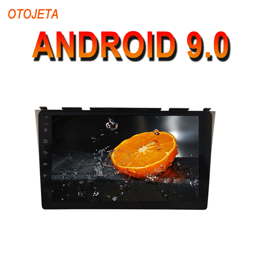 OTOJETA Android 9.0 2.5D Bildschirm Auto-<font><b>Radio</b></font>-Player Für Honda <font><b>CRV</b></font> 2006-2010 SWC bluetooth Multimedia Stereo GPS Navi band recorder image