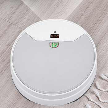 2021 Best Sell Robot Vacuum Cleaner Smart Home Appliances Washing Cleaners Autobiotic Dust Collector Auto Electric Mop Cleaning 5