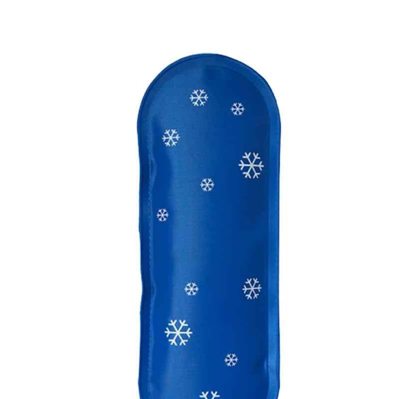 3 個筋肉痛救急リリーフ痛み健康ケアコールド治療アイスパックアイスパックインスリンクーラーバッグゲルナイロンアイスバッグ