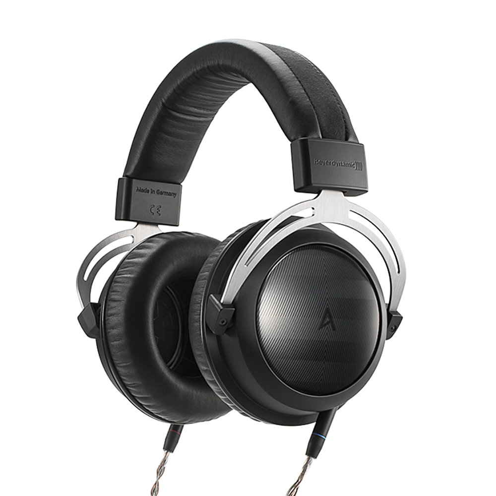 Astell&Kern AK T5P 2nd Generation Closed-back Headphones,High Resolution Headphone With Tesla Technology image