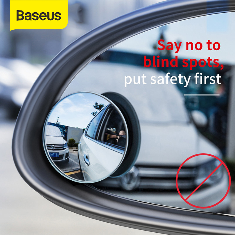 Auto-Mirror-Product Baseus Blind-Spot Universal Full-Vision 2pcs 360-Degree Anger Waterproof