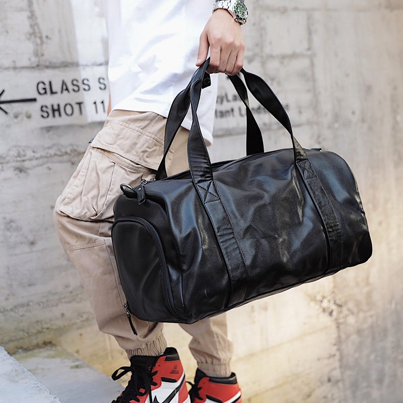Fitness Bag Travel Bag Large Capacity Hand-held Outdoor Back