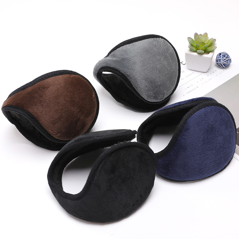 Korean Version Popular Winter Adult Earmuffs Earcups Warm Ear Cover Ear Warm Ear-pack Educe Hat