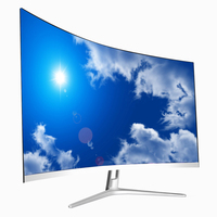 144hz 32 inch curved screen LED computer PC gaming monitor