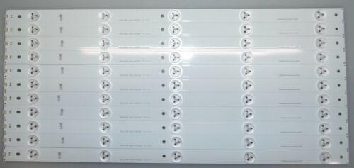 11 шт./лот Светодиодная панель с полной подсветкой Hisense SVH500A24_5LED_Rev07_150304 HD500DF B54/58 492 мм 100% Новинка