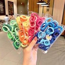 50 шт Детские резинки для волос в Корейском стиле