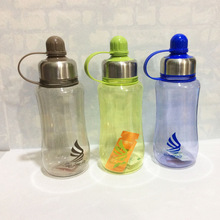 water bottles Gift cup creative plastic cup movement  my water bottle  water bottle  camping mug termos  travel coffee filter