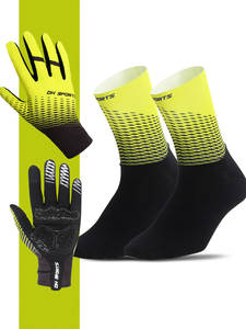 Cycling-Gloves Sock-...