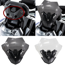 For BMW F900R F 900R F900 R 2020 Motorcycle Windshield Fairing  Front Deflector Wind Deflectors High quality plastic Heightened
