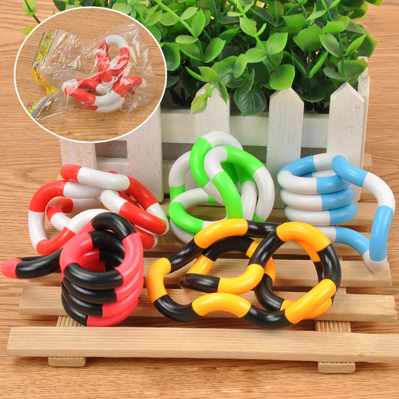 Decompression Toy Autism Fidget Gift Perfect-Stress Adult New Twist Deformation-Rope img3
