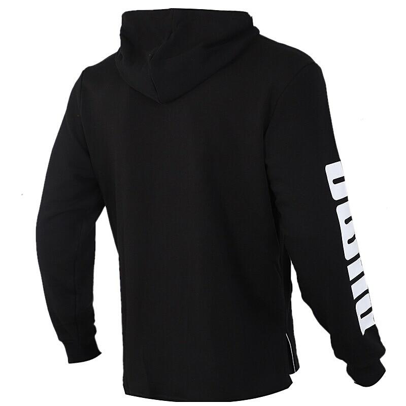Original New Arrival PUMA Rebel Bold FZ Hoody TR Men's jacket Hooded Sportswear