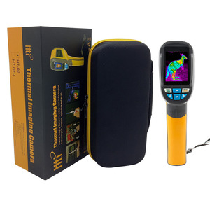 Image 5 - Fast delivery 2.4 inch color handheld infrared thermometer thermometer camera, 3600 pixels 60 * 60 resolution HT 02/HT 175/HT 18