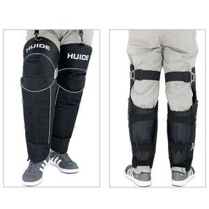 Motorcycle Knee Pad Windproof Leg Cover Warm Knee Pad Protector Motorcycle Kneepad Half Chaps Leggings Covers For Winter