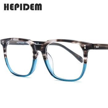 Acetate Glasses Frame Men Square Prescription Eyeglasses New Women Male Nerd Myopia Optical Clear Spectacles Eyewear FONEX acetate glasses frame men square prescription eyeglasses new women male nerd myopia optical clear spectacles eyewear fonex