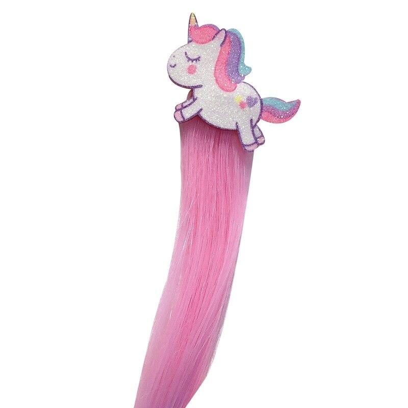 2020 Милая красочная заколка для волос милая детская пряжка
