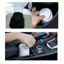 Mini Portable Silicone Car Trash Can Rubbish Garbage Bin Holder Dust Storage TOP