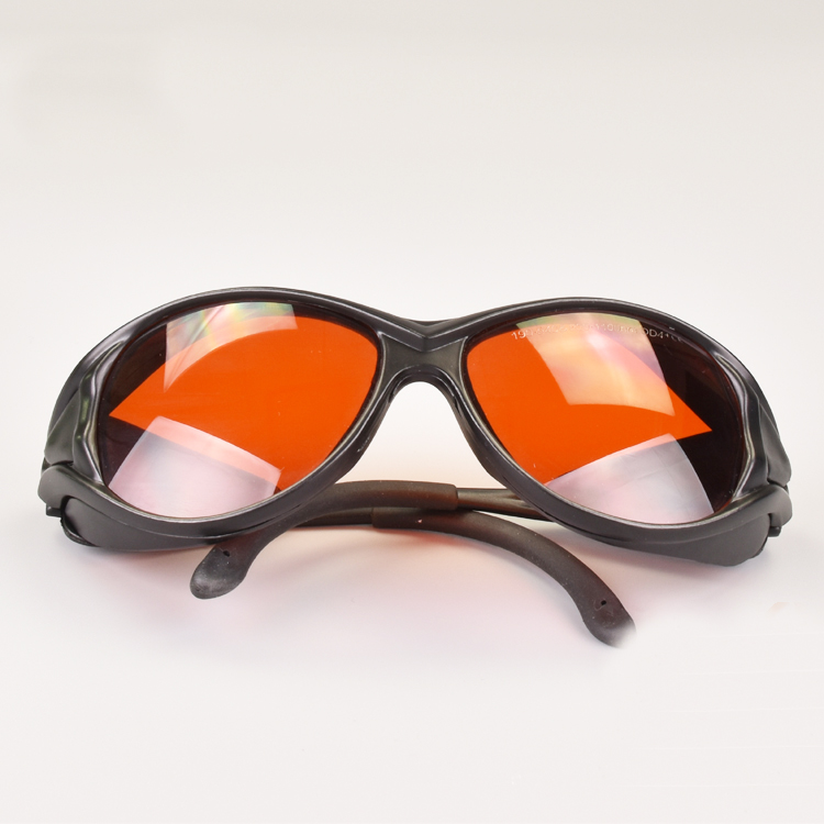 Image 4 - laser safety glasses for multi wavelengths lasers 190 550nm and 800 1100nm O.D 6+ CE 532nm and 1064nm lasers-in Safety Goggles from Security & Protection