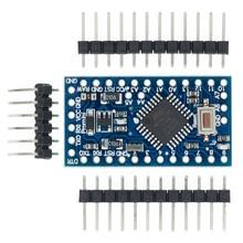 จัดส่งฟรี 100 ชิ้น/ล็อตPro Mini 328 Mini 3.3V/8M 5V/16M ATMEGA328 ATMEGA328P AU 3.3V/8MHz 5V/16MHZสำหรับArduino