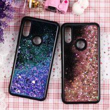 Dynamic Liquid Case For Xiaomi Redmi Note 8 Pro Case Xiomi Mi 10 9T 8T 9 SE K30 K20 A2 A1 7A 6A POCO X2 5A Prime S2 5 Plus Cover(China)