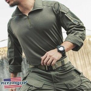Image 4 - Emersongear Blue Label RangerสีเขียวG3 Combatยุทธวิธีเสื้อและกางเกงอัพเกรดรุ่นบุรุษBDU Slim FitทหารDuty Uniform
