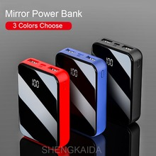 Mini Power Bank 20000mAh For iPhone X Xiaomi Mi Powerbank Po