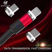 Magnetic Cable Micro USB Type C Fast Charger Charging For iPhone XS X XR 8 7 6 5 5SE Samsung S8 Magnet Android Phone Cable Cord magnetic cable micro usb charger type c charging wire for iphone x xr 8 7 6 oneplus 6t samsung s9 s8 microusb cord mobile phone